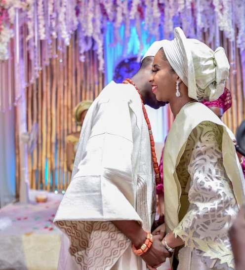 VP Osinbajo holds traditional marriage for daughter, Oludamilola, at Aso Rock