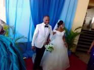 Patrick Edet, the Nigerian priest, who a year ago announced on radio his resignation from the Catholic Church, has married a lady after his heart, Iyene