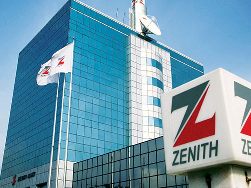 Zenith Bank Plc headquarters