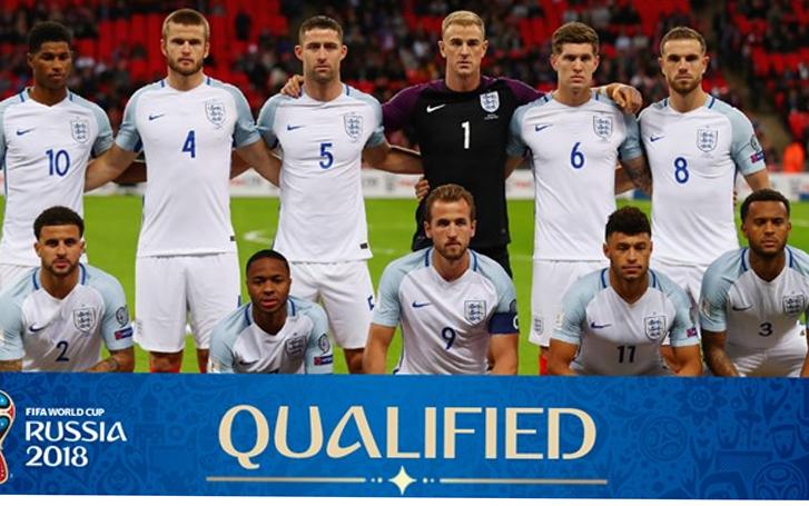 England National Team