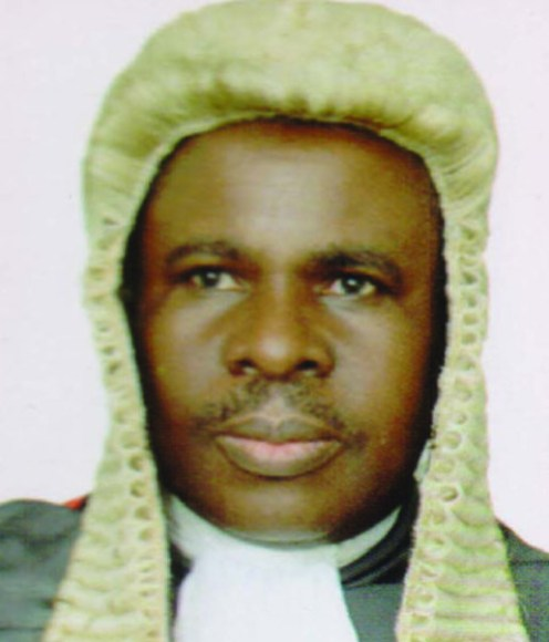 Chief Judge of Akwa Ibom State, Godwin Abraham