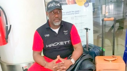Image result for dino melaye and police