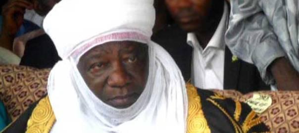 Emir of Ilorin Sulu Gambari