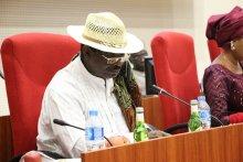 Foster Ogola, Senator involved in certificate scandal