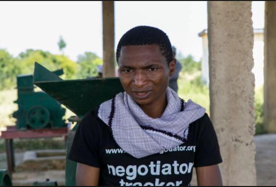 Hamzat Lawal, Chief Executive of Connected Development (CODE). [Photo credit: Naij.com]