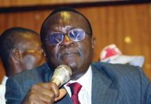 Late Lagos Lawyer and fiery human rights activist, Gani Fawehinmi