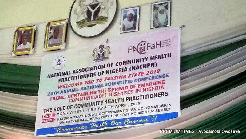 Nigeria's Community Health Practitioners hold scientific conference (LIVE UPDATES)