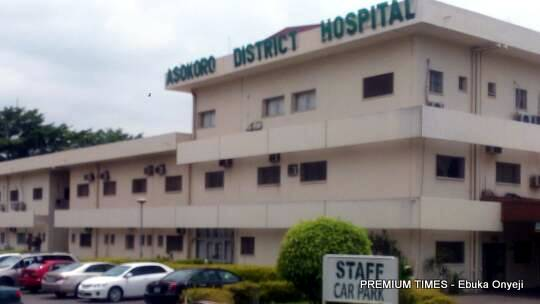 Asokoro district hospital