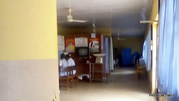 Dysfunctional state of Nigerian health care centre's.
