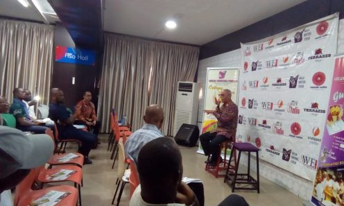 Indonesian ambassador thrills Abuja writers at literary session