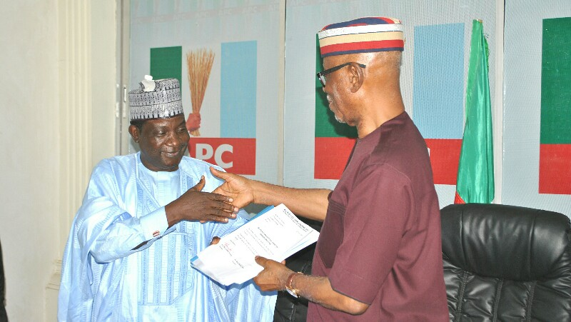 Image result for Tenure extension: APC Committee submits report