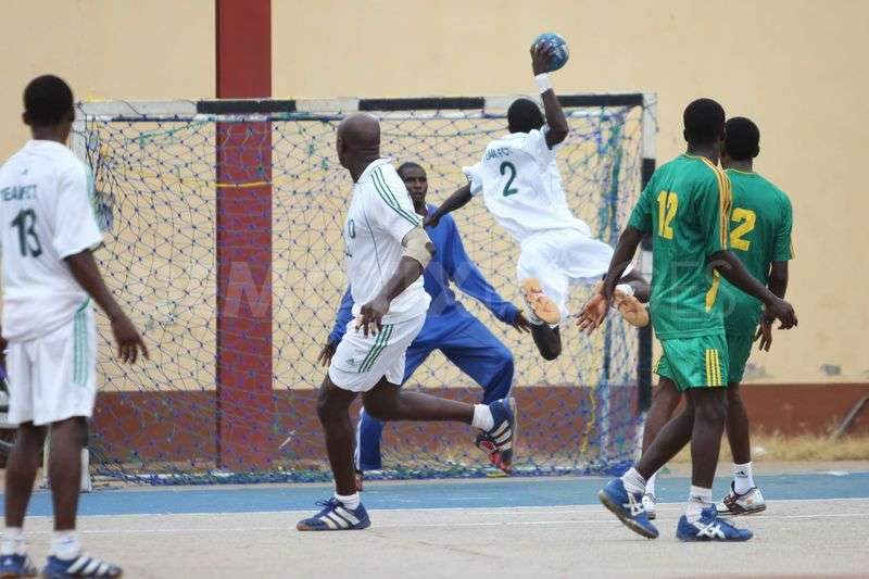 Nigerian Handball (Photo Credit: Voice of Nigeria, VON)