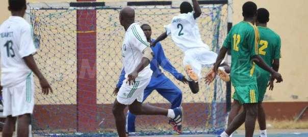 Nigerian Handball (Photo Credit: Voice of Nigeria, VON)