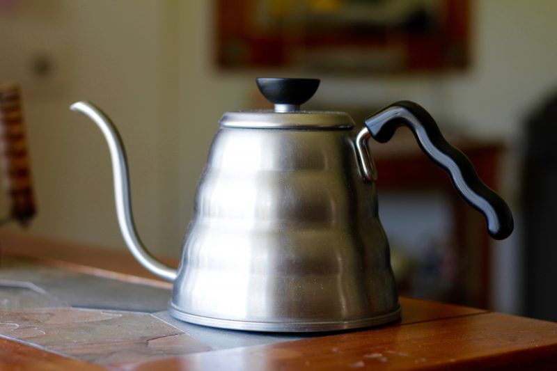 A water kettle used to illustrate the story [Photo Credit: Eater.com]