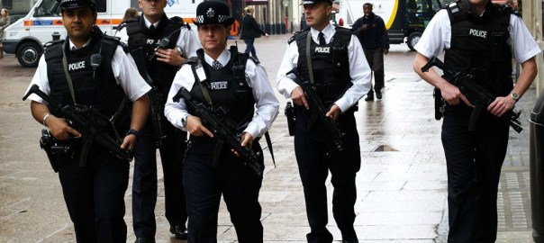 London Metropolitan Police (Photo Credit: Greek Reporter Europe)