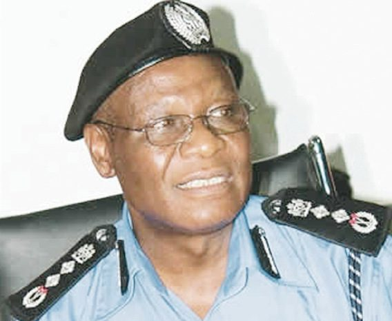 former Inspector-General of Police (I-G), Sunday Ehindero. [Photo credit: