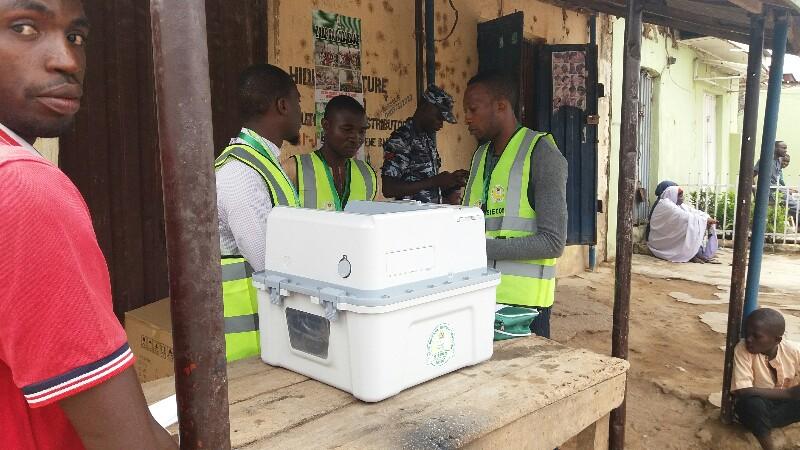 Kaduna LG poll: PDP wins Zango, APC wins 10 LGs