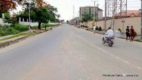 Awka Road