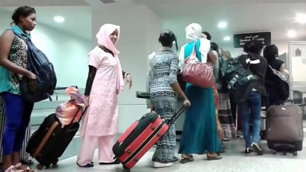 Chagala - Migrants flocking into Egypt for domestic work