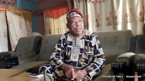 Chief Olayinka