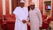 Buhari and Fayemi