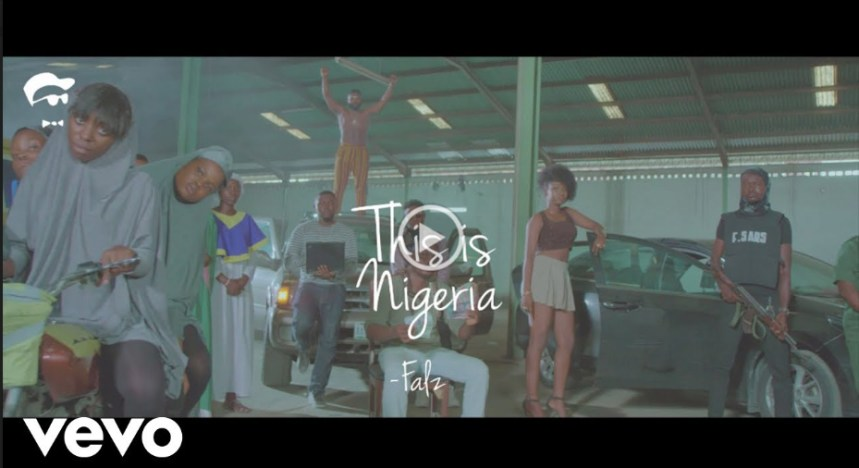 Hip-hop star P Diddy hails Falz's 'This is Nigeria' video