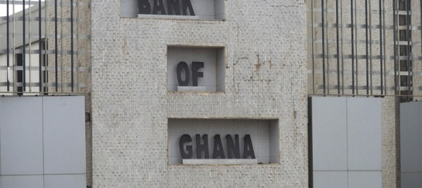 Ghana-Central-Bank. [Photo credit: Independent Newspapers Nigeria]