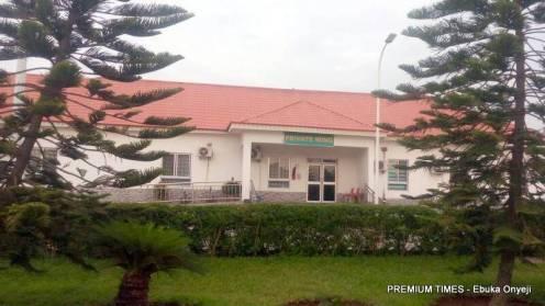 National Hospital Abuja.