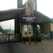 Obafemi Awolowo University (OAU) was closed down by the Osun State Internal Revenue Service over tax debt