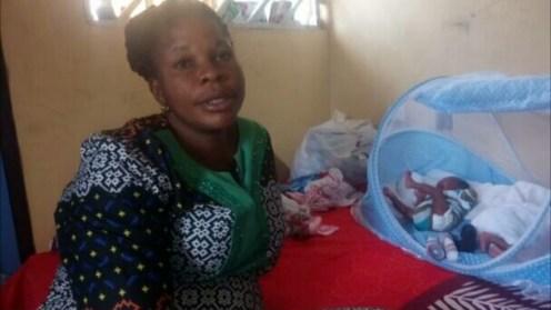 Ogonnaya Obasi - late Mrs Okonya's elder sister who now takes care of the triplets.