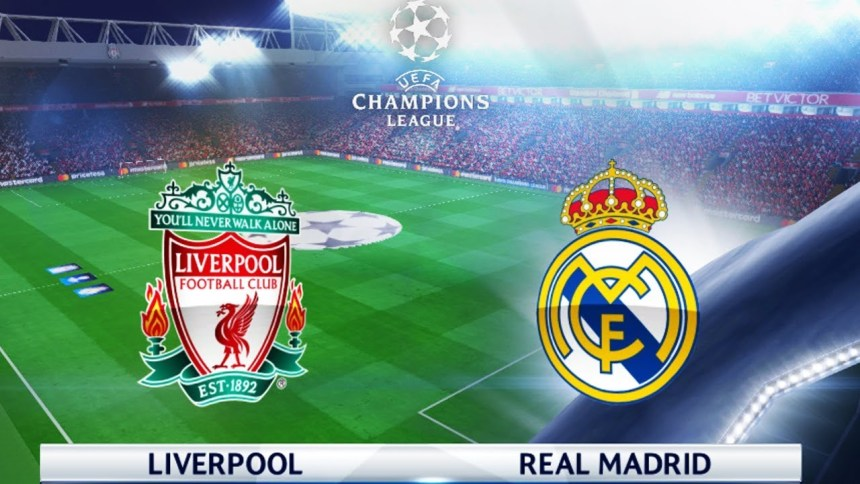 Liverpool vs Real Madrid (Photo Credit: Doberre)
