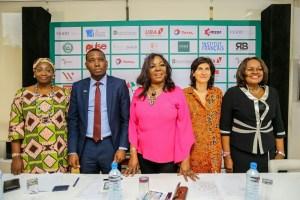 Mabel Ndagi (Head, Corporate Comms & External Affairs - BOI)_ Moses Umoru (DG, CCI-France Nigeria)