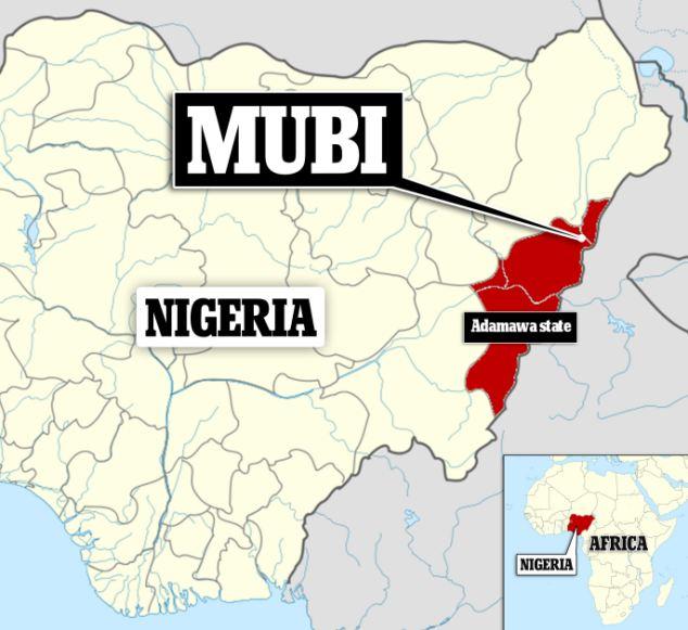 Mubi on map