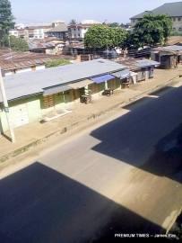 Umule road Aba