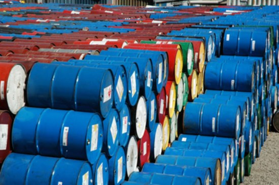 Oil prices weighed by US crude stockpile, impending OPEC supply decision