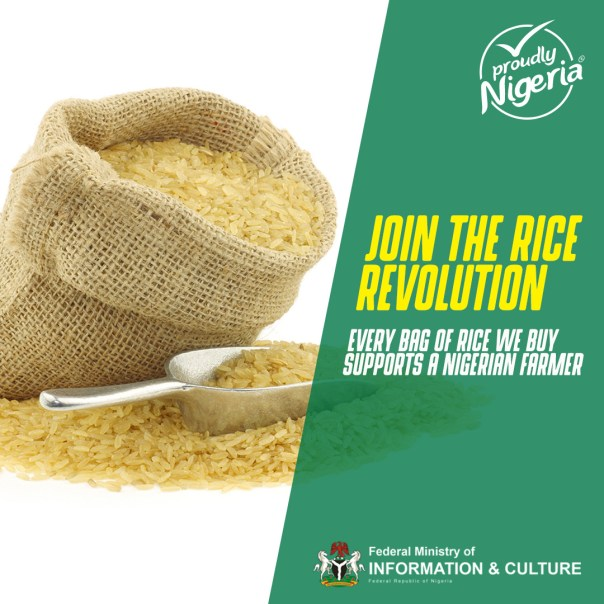 Rice Advert
