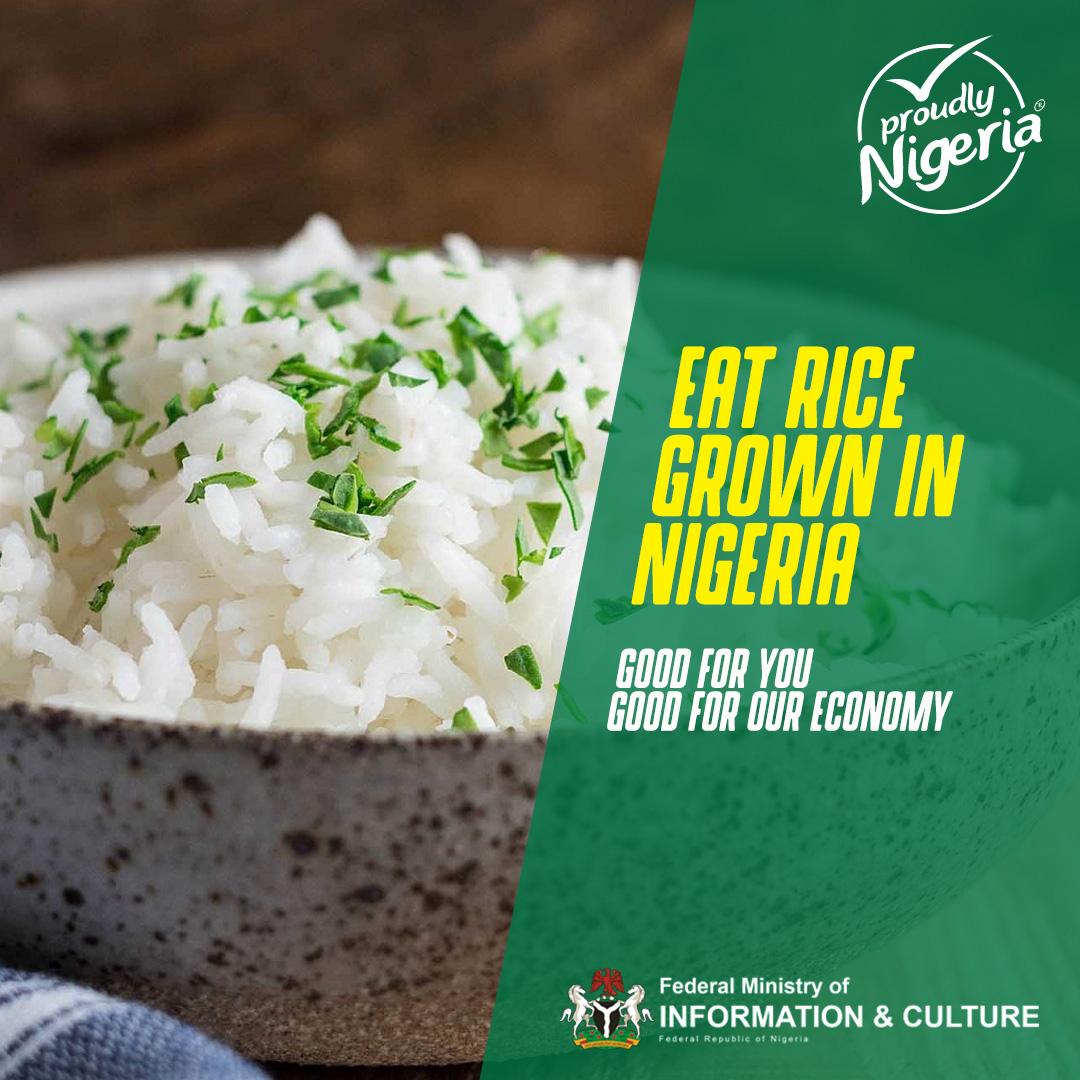 Rice Advert