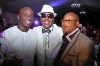 Shina Peters celebrates 60th birthday party in Lagos