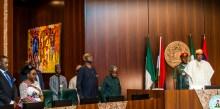 President Buhari Presides over FEC by Novo Isioro