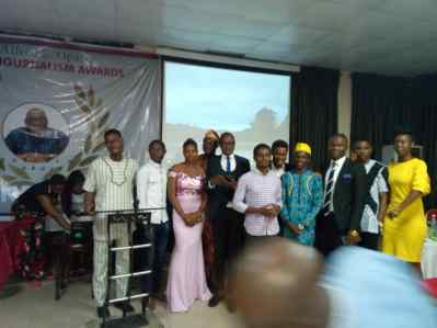 Cross section of participants at the event