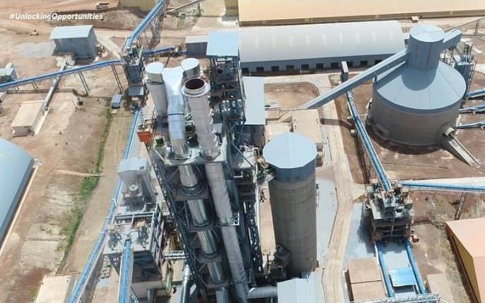 BUA's Kalambaina Cement plant in Sokoto