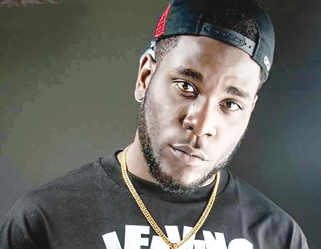 You'd have to kill me to stop me from South Africa – Burna Boy