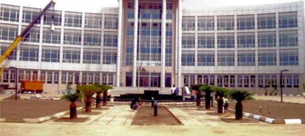 CCECC Headquaters in Abuja.