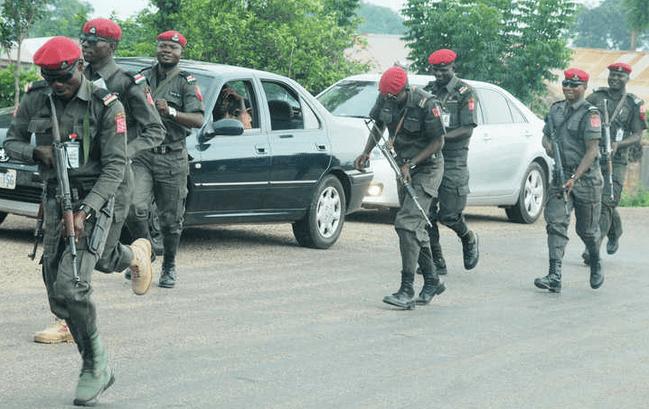 Cameroun Gendarmes