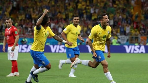 Coutinho celebrates 2