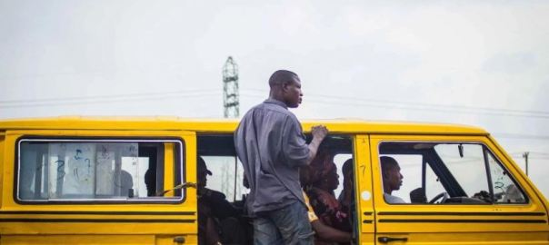 Danfo Bus used to illustrate the story. [Photo credit: Daily Post Nigeria]