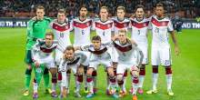 Germany Football team (Photo Credit: DFB)