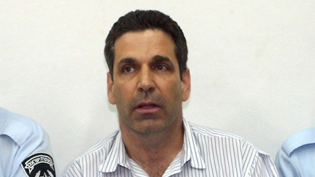 Israeli former energy minister, Gonen Segev