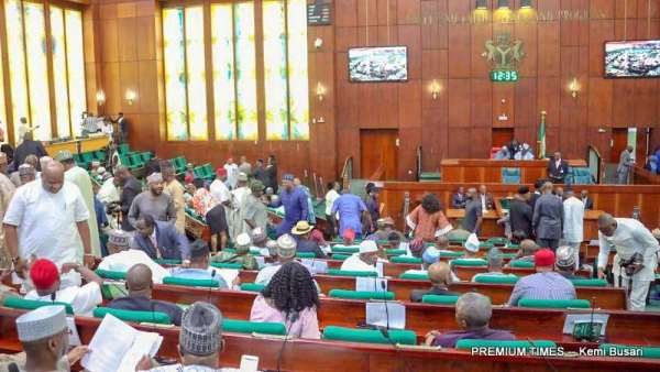 Image result for national assembly passes vote of no confidence on igp idris