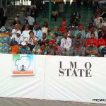 Imo state at the APC National Convention